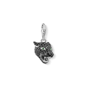THOMAS SABO CHARM PENDANT BLACK CAT